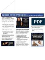 Suicide Brochure Washtenaw Alive