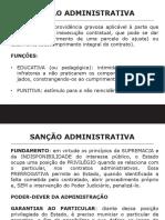 Sanção Administrativa