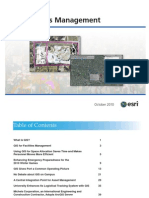 GIS for Facilities Management