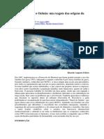 Os mitos sobre o Ozônio um resgate das origens da discussão – II