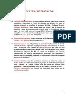 Droit Des Contrats Cm1