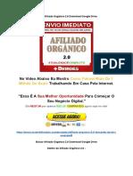 Baixar Afiliado Orgânico 2.0 Download Google Drive