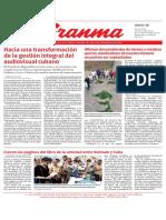 G_2020013001. GRANMA 30 DE ENERO DE 2020 pp.1