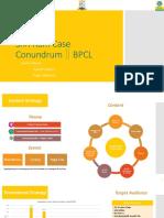 BPCL Case study