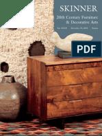 20th Century Furniture & Decorative Arts | Skinner Auction 2531B