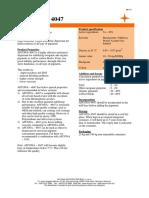 AFCONA - 4047 TDS eng (1)