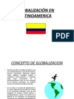 Globalizacion en La Ti No America