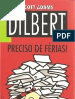 Dilbert - Vol3 - Preciso de Férias