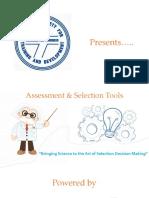 Presentation_SSGC_Assessment_Selection Tools.pptx