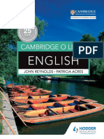 [John Reynolds] Cambridge O Level English.pdf