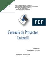 Unidad ll La gerencia de proyectos.docx