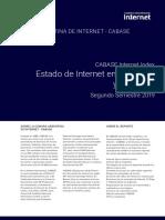 CABASE Internet Index II Semestre 2019