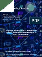 Network Topology Analysis