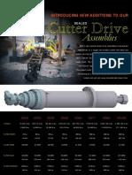 cutter-drives