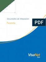 Documento de Integración CE - Pasarela v8.0