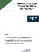 Lecture 1_ICT Basics