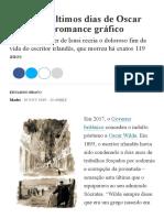 Os duros últimos dias de Oscar Wilde_ EL PAÍS Brasil