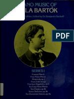 Piano music of Béla Bartók.pdf