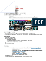 631-Proiect Didactic - Utilizarea Motorului de Cautare Google