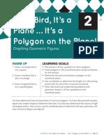 coordinate plane l2 its a bird its a plane se