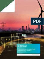 Brochure eHouse-Siemens