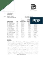Executive Summary Plain View Project