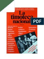 Rubio Enrique - La Timoteca Nacional