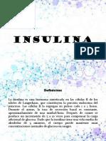 INSULINAS