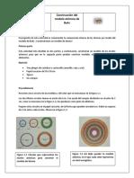 Construcción del modelo atómico de Bohr