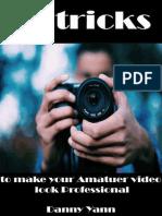 10TricksMakeAmatuerVideoLookProfessional.DYann.epub