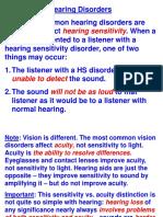 HearingDisorders