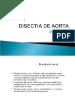 CARDIO CURS DISECTIE DE AORTA.ppt