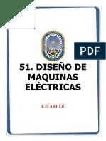 51. CUADERNO Diseño de Maquinas Electricas 12 soles.pdf