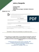 Uni. 3  Actividad 2. Cálculo de pendientes en problemas reales.docx