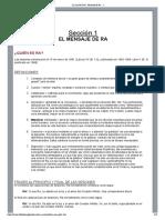 La Ley del Uno - Material de Ra - 1
