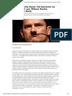 Wilson Rocha Assis_ Há fascismo na Lava Jato_, por Wilson Rocha Fernandes Assis - GGN