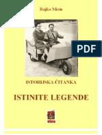 Radiša Dragićević - ISTINITE LEGENDE