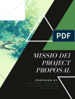 MD Project General Proposal