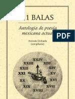 Guillermo Vega Zaragoza 21 Balas