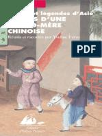 Contes d'une grand-mère chinoise.epub