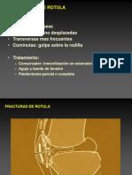 [Medicina Veterinaria] traumatologia rodilla.ppt