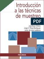 Introducción a las técnicas de muestreo - José Boza Chirino (e-pub.me)