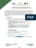 GUIA PARA LA PRESENTACION Y ACTUALIZACION DE DATOS ANTE POLICIA ANTINARCOTICOS A TRAVES DE LA VENTANILLA UNICA DE COMERCIO EXTERIO