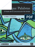 Más que palabras_ el poder de la comunicación no verbal - Patterson, Miles L