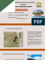 desertizacion