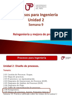 Proc. Ing. - Semana 9 (Unidad 2) - Reingeniería - ADC - 3