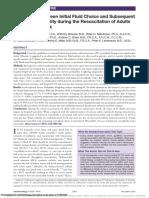 Jurding Fairuz-initial fluid choice to manage septic shock