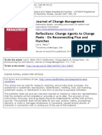 weick on change and flux