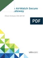 Vmware Airwatch SEGV1_Doc