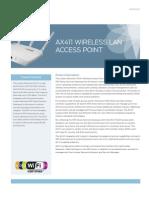AX 411 Access Point